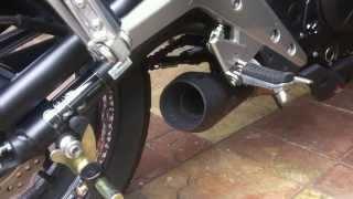 Er6n M4 Satin Black Exhaust Full System