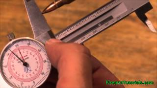 getlinkyoutube.com-RELOADING: Dial vs. digital caliper measurements