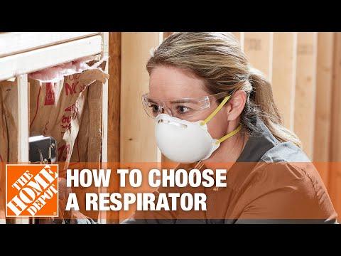 Types of Respirator Masks