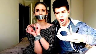 getlinkyoutube.com-Duct Tape Challenge (Prank) (BF vs. GF Challenge)