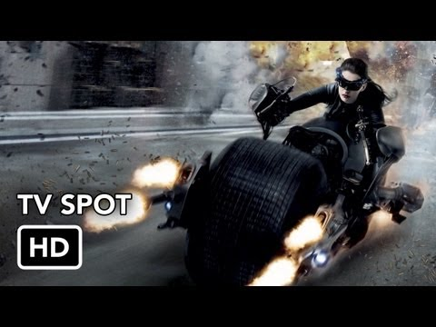 The Dark Knight Rises - TV Spot #2 Catwoman (HD)