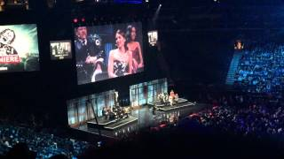 getlinkyoutube.com-The Walking Dead premiere sixth season Entrance at Madison Square Garden COMPLETE / FULL