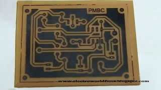 HOW TO MAKE A PCB IN OUR HOME