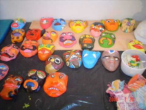 Mascaras de papel (ft. Hekima)