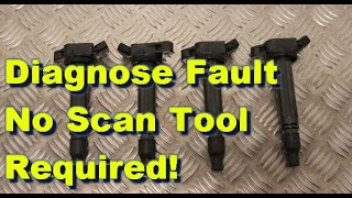 getlinkyoutube.com-How to Diagnose Faulty Coil Pack
