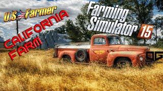 getlinkyoutube.com-Farming Simulator 2015 - California Farm Map