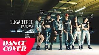 getlinkyoutube.com-T-ara (티아라) - Sugar Free (슈가프리) dance cover | Panoma Dance Crew