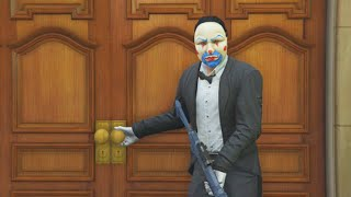 EXTREME BANK HEIST FINALE (GTA 5 Heists Funny Moments) #11