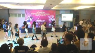 getlinkyoutube.com-Kpop Dance Supremacy Twice - Like Ooh Ahh dance cover by Tweens