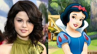 getlinkyoutube.com-Disney Princess Lookalikes