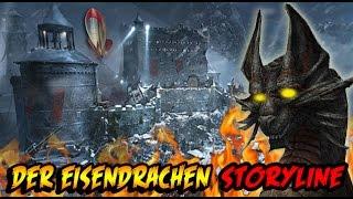 getlinkyoutube.com-Black Ops 3 Zombies: DER EISENDRACHE Storyline! Iron Dragon & Ascension Easter Egg! Awakening DLC