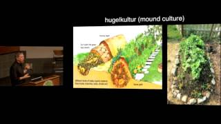 getlinkyoutube.com-Contour Soil to Hold Water with Toby Hemenway | Video 7 of 13 Permaculture Design