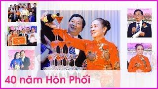 Thánh lễ tạ ơn 40 năm Hôn Phối - Phanxicô Assisi Nguyễn Minh Đạo & Maria Ngô Thị Thuý
