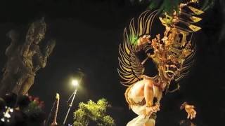 How to make 'Ogoh-ogoh' giant demon puppet from Bali