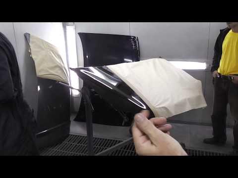 Семинар по нанесению 3M™ Paint Defender (защитная напыляемая пленка)