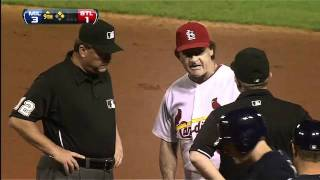 2011/08/10 La Russa's ejection