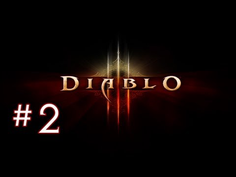 Diablo 3 Co-op Campaign Walkthrough / Gameplay with Clash Part 2 - The Treasure Seeker