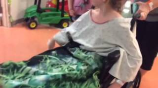 Adventures in a wheelchair!