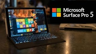 getlinkyoutube.com-Surface Pro 5:  Everything We Know So Far! (2016)