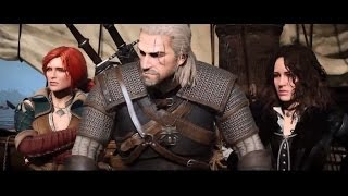 getlinkyoutube.com-The Witcher 3 - All Trailers
