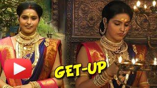 getlinkyoutube.com-Surabhi Hande Aka Mhalsa's Get Up In Jay Malhar - Zee Marathi Serial