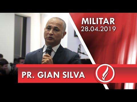 Pr. Gian Silva | O irmão do filho pródigo | Lc 15.25-31 | 28 04 2019