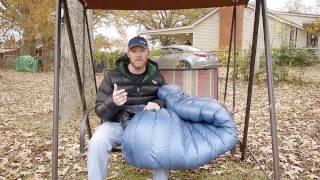 getlinkyoutube.com-GSMNP PHGT, Part 1: ZPacks 20F Sleeping Bag