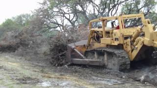 getlinkyoutube.com-BIG D9G Bulldozer Working