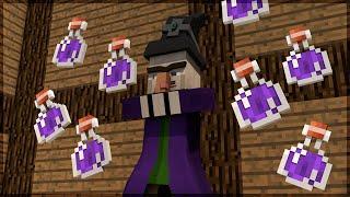 getlinkyoutube.com-Minecraft 1.9: FARM DE POÇÕES INFINITAS | GUERRA DE MOBS | NOVOS SONS!