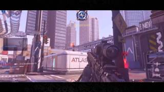 getlinkyoutube.com-call of duty advanced warfare ps4. motage. by ghost_newbie Keys N Krates Dreamyness