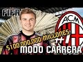 FIFA 16 Milan Modo Carrera #7 OMG $100 MILLONES por GOTZE!!!!
