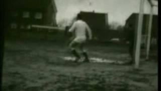Fussballspiel in Lembeck - 60er Jahre