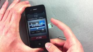 getlinkyoutube.com-How to unlock iphone4s  use a gevey turbo sim card
