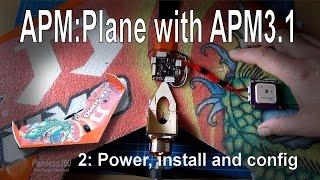 getlinkyoutube.com-(2/3) APM Mini 3.1 setup for APM:Plane (Arduplane)