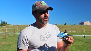Having Fun With My WLToys V977 RC Helicopter