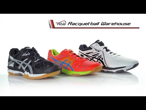 New ASICS Shoes at Racquetball Warehouse | Summer 2016