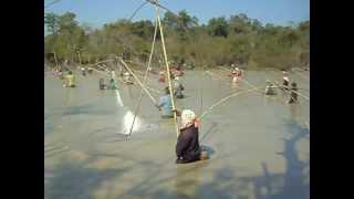 getlinkyoutube.com-Lao Style Fishing...