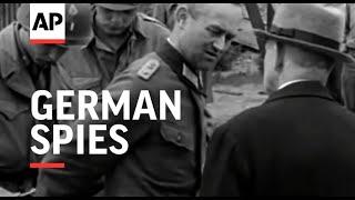 getlinkyoutube.com-German Spies Executed - 1945 - NO SOUND
