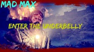 getlinkyoutube.com-Mad Max - Enter The Underbelly - Gastown DISCOVERED - Walkthrough (Gameplay)