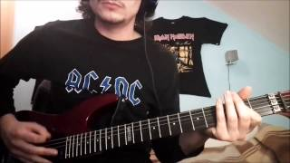 Iron Maiden - Reincarnation Of Benjamin Breeg - guitar cover by Mato