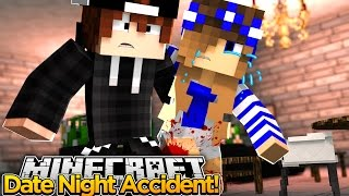 getlinkyoutube.com-Minecraft Little Carly-A BROKEN LEG ON DATE NIGHT!