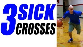 getlinkyoutube.com-SICK Crossover Moves! How To: Best Basketball Moves - NBA Ankle Breakers | Snake