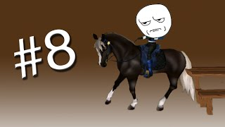 getlinkyoutube.com-Star Stable Online ~ Training Horses Is Fun... Right? #8