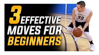 getlinkyoutube.com-3 Crazy Effective Basketball Moves For Beginners