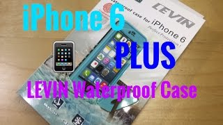 getlinkyoutube.com-Levin Waterproof iPhone 6 PLUS Case Unboxing and Review!