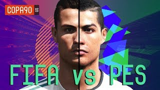 FIFA 18 v PES 2018: How EA Won the War