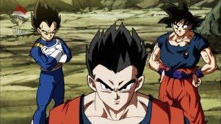 O trio de Saiyajins que você respeita - Análise Mil Grau do Ep 120 de Dragon Ball Super