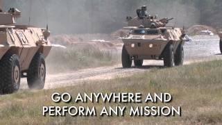 Textron Systems COMMANDO Family of Vehicles