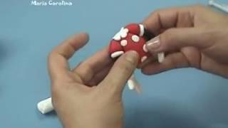 getlinkyoutube.com-MARIA CAROLINA RUGERO PAP DE MINNIE 2/2 EN PORCELANA FRIA