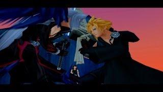 getlinkyoutube.com-[Japanese] Sephiroth sidequest | Kingdom Hearts II Playthrough [Part 58]
